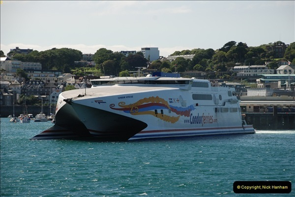 2012-06-28 Poole - Guernsey - Poole via Condor Ferries Fast Cat.  (233)