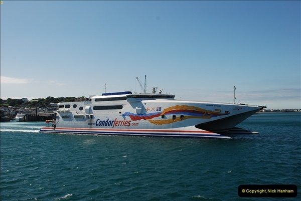 2012-06-28 Poole - Guernsey - Poole via Condor Ferries Fast Cat.  (236)