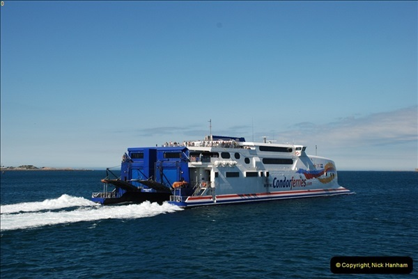 2012-06-28 Poole - Guernsey - Poole via Condor Ferries Fast Cat.  (239)