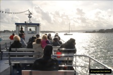 2012-10-18 Visit to Brownsea Island, Poole Harbour, Dorset.  (41)041