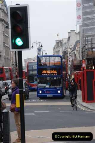 2013-03-26 Fleet Services, Covent Garden, Aldwych and THE SHARD (57)057