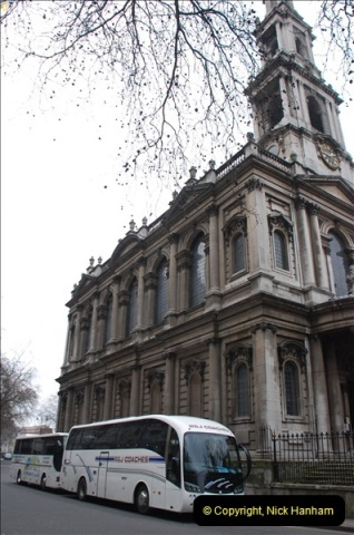 2013-03-26 Fleet Services, Covent Garden, Aldwych and THE SHARD (86)086