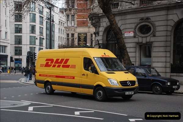 2013-03-26 Fleet Services, Covent Garden, Aldwych and THE SHARD (109)109