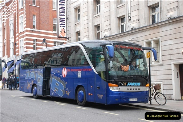 2013-03-26 Fleet Services, Covent Garden, Aldwych and THE SHARD (145)145