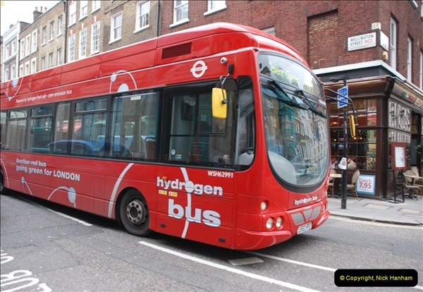 2013-03-26 Fleet Services, Covent Garden, Aldwych and THE SHARD (150)150