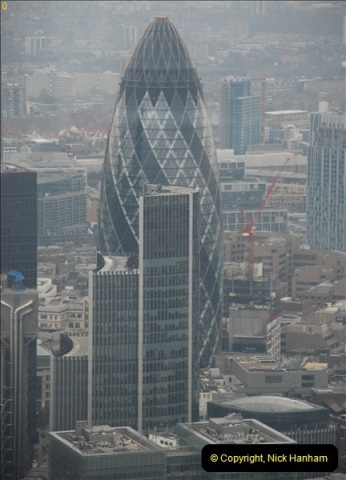 2013-03-26 Fleet Services, Covent Garden, Aldwych and THE SHARD (255)255