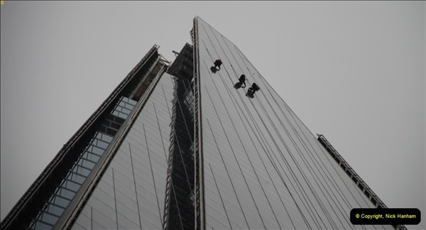 2013-03-26 Fleet Services, Covent Garden, Aldwych and THE SHARD (283)283