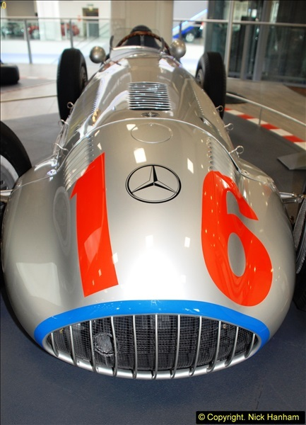 2014-08-01 Mercedes Benz World & Brooklands Museum Revisited.  (98)098