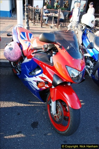 2014-09-02 Biker's Night on Poole Quay.  (30)030