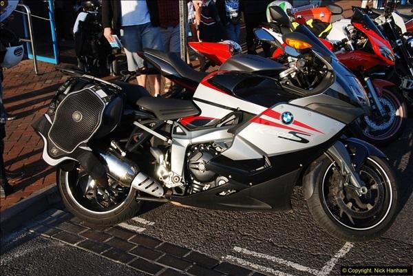 2014-09-02 Biker's Night on Poole Quay.  (53)053