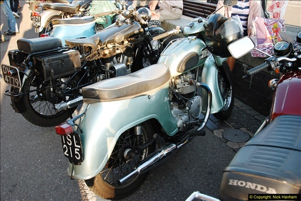 2014-09-02 Biker's Night on Poole Quay.  (65)065