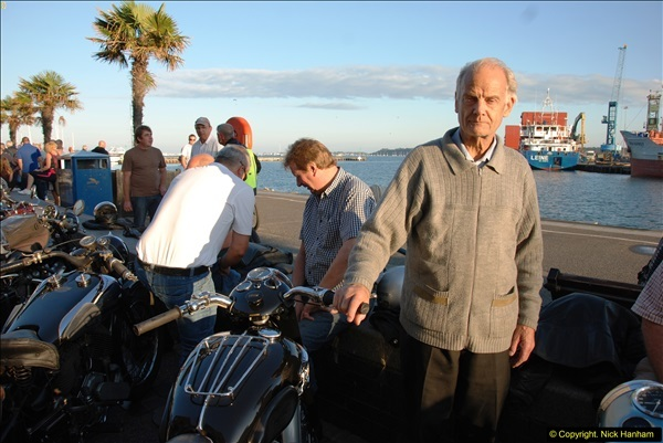 2014-09-02 Biker's Night on Poole Quay.  (68)068