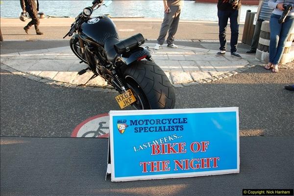 2014-09-02 Biker's Night on Poole Quay.  (95)095