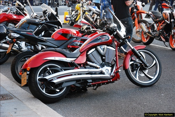 2014-09-02 Biker's Night on Poole Quay.  (170)170