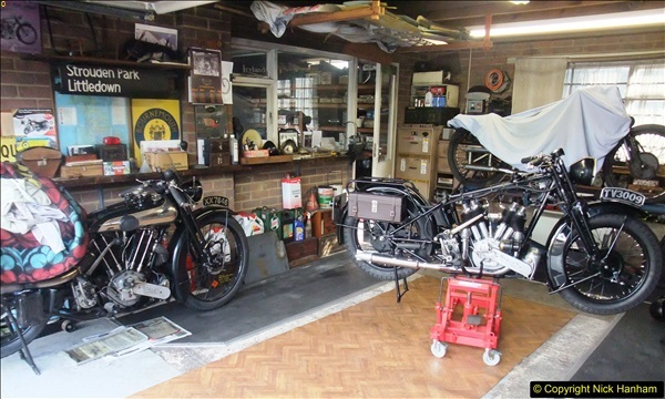 2015-03-06 Three Brougs in the same workshop. (9)136
