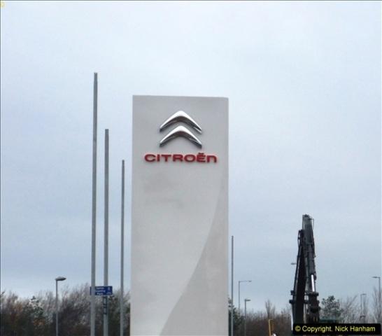 2014-12-05 New Citroen Showroom & Garage in Poole.  (5)05