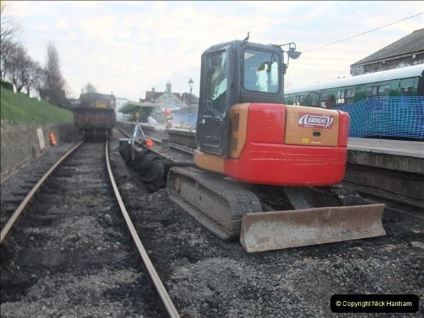 2012-01-23 SR Engineering Work on the 08.  (8)0008