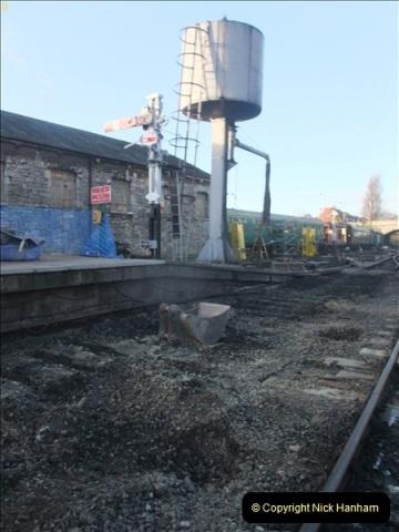 2012-01-23 SR Engineering Work on the 08.  (38)0038
