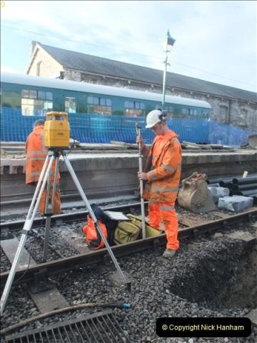 2012-01-23 SR Engineering Work on the 08.  (56)0056