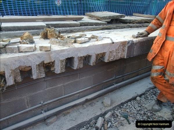 2012-01-23 SR Engineering Work on the 08.  (59)0059