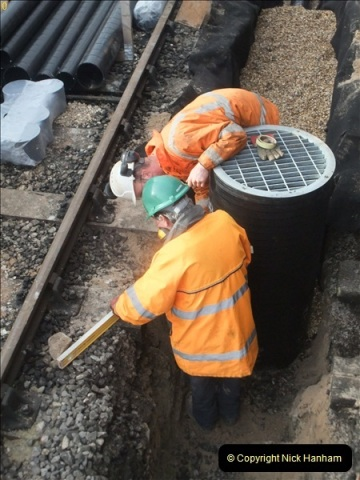 2012-01-23 SR Engineering Work on the 08.  (79)0079