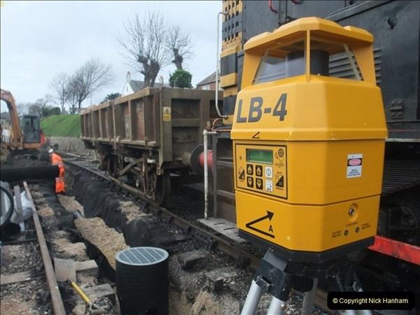 2012-01-23 SR Engineering Work on the 08.  (95)0095