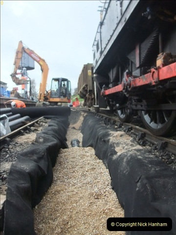 2012-01-23 SR Engineering Work on the 08.  (101)0101
