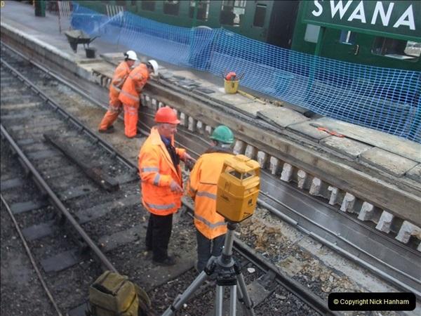 2012-01-23 SR Engineering Work on the 08.  (105)0105