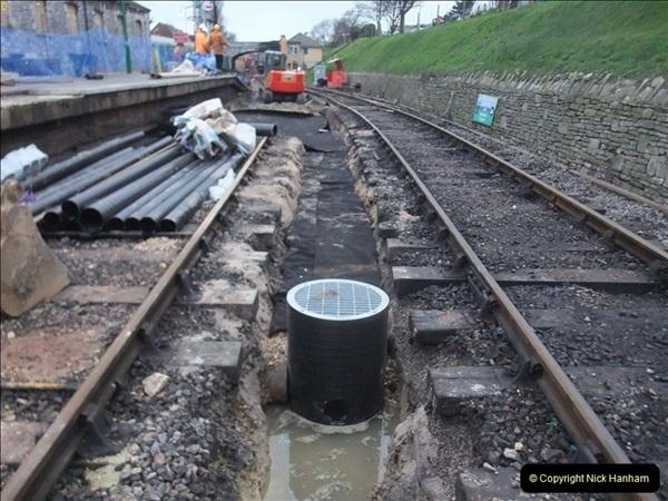 2012-01-25 SR Engineering Work on the 08 (7)0112