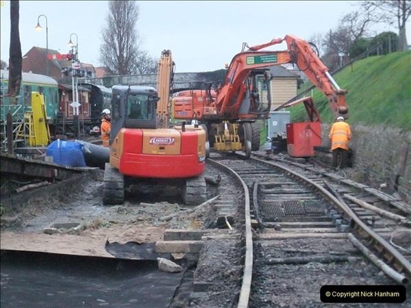 2012-01-25 SR Engineering Work on the 08 (9)0114