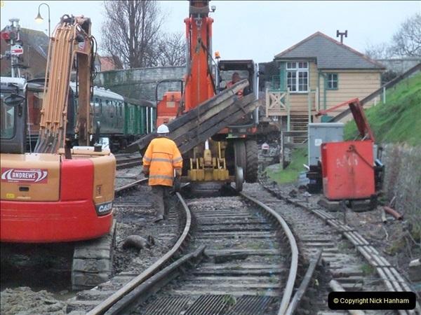 2012-01-25 SR Engineering Work on the 08 (10)0115