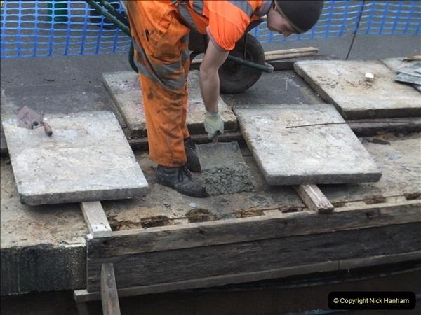 2012-01-25 SR Engineering Work on the 08 (27)0132
