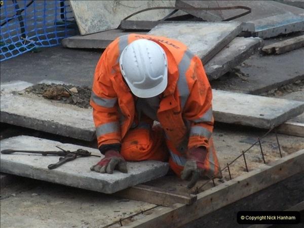 2012-01-25 SR Engineering Work on the 08 (30)0135