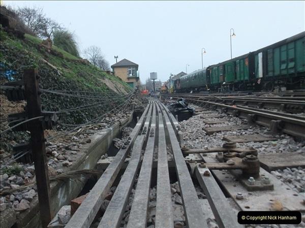2012-01-25 SR Engineering Work on the 08 (52)0157