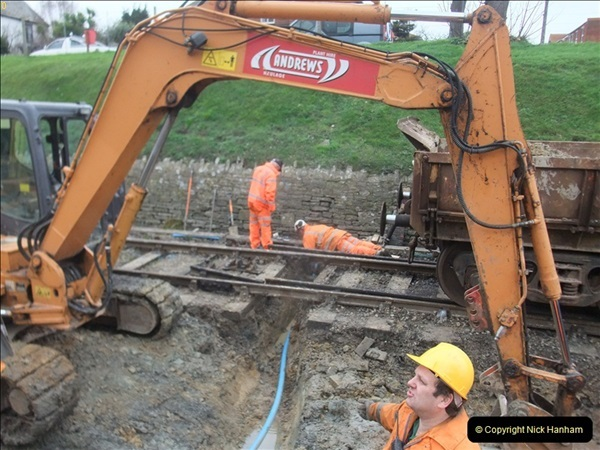2012-01-25 SR Engineering Work on the 08 (83)0188