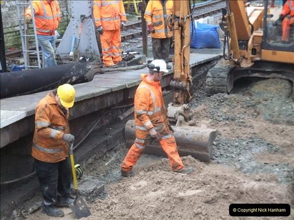 2012-01-25 SR Engineering Work on the 08 (93)0198