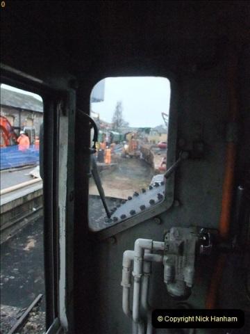 2012-01-25 SR Engineering Work on the 08 (99)0204