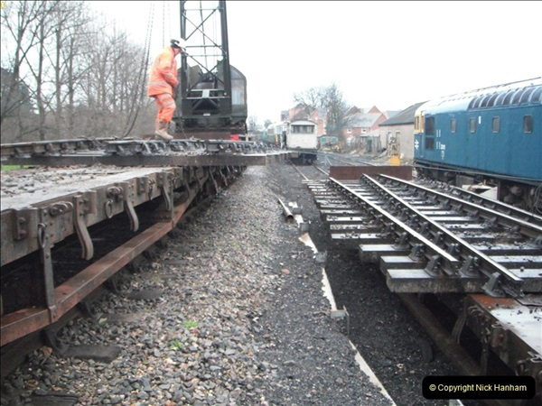 2012-01-30 SR Engineering Work on the 08.  (2)0208