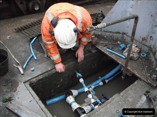 2012-01-30 SR Engineering Work on the 08.  (15)0221