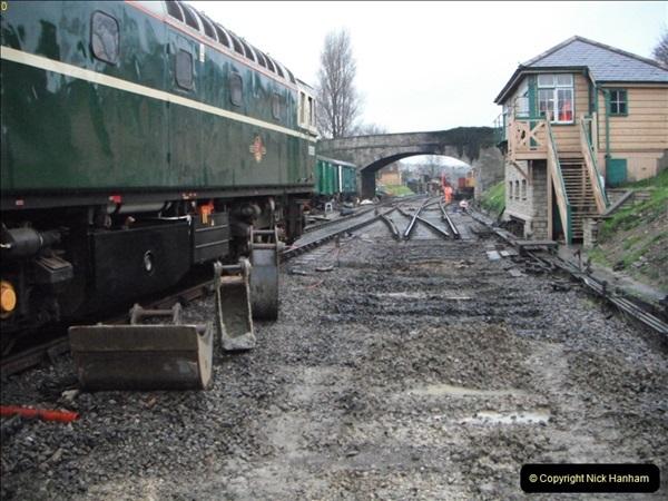 2012-01-30 SR Engineering Work on the 08.  (20)0226