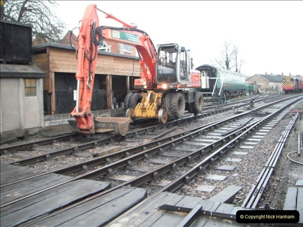 2012-01-30 SR Engineering Work on the 08.  (23)0229