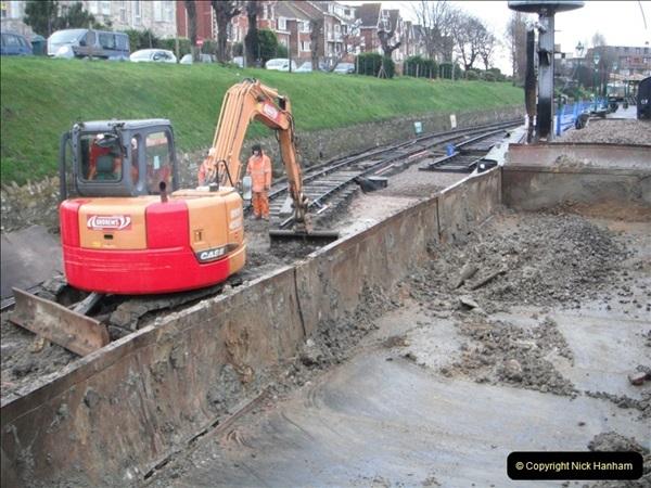 2012-01-30 SR Engineering Work on the 08.  (50)0256