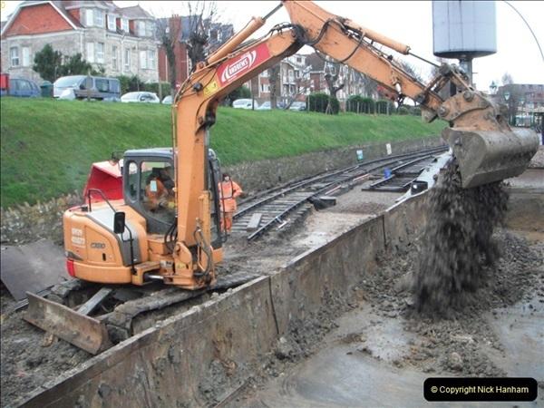 2012-01-30 SR Engineering Work on the 08.  (51)0257