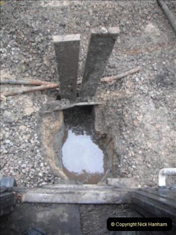 2012-01-30 SR Engineering Work on the 08.  (76)0282