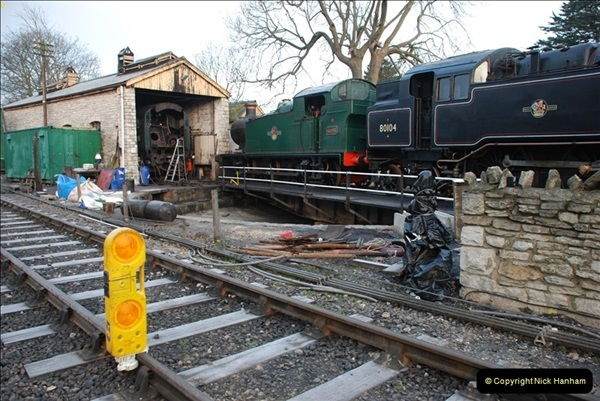 2012-01-31 SR Engineering Work on the 08.  (9)0298