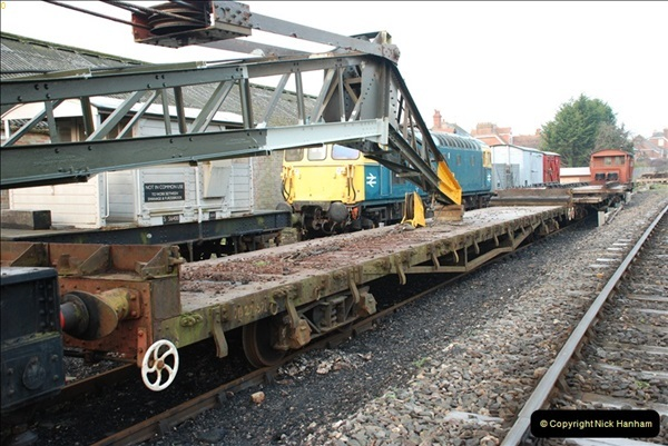 2012-01-31 SR Engineering Work on the 08.  (27)0316