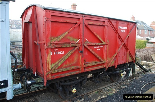 2012-01-31 SR Engineering Work on the 08.  (31)0320