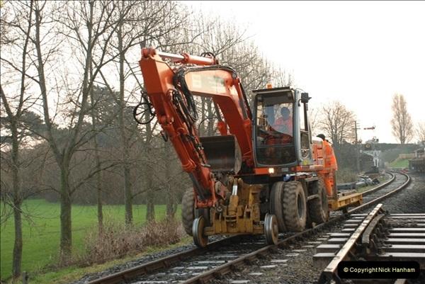 2012-01-31 SR Engineering Work on the 08.  (38)0327