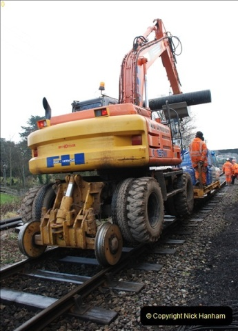 2012-01-31 SR Engineering Work on the 08.  (50)0339