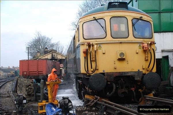 2012-01-31 SR Engineering Work on the 08.  (52)0341